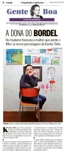 Karine Teles_Jornal O Globo_280817